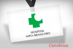 Hospital Nipo Brasileiro Convênios