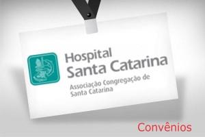 Hospital Santa Catarina Convênios