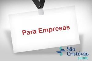 Plano de saúde empresarial São Cristóvão Saúde