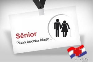 Plano de saúde para terceira idade Bio Vida Senior
