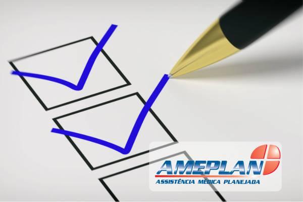 Ameplan Saúde | Regras: Aceitação, contratação documentação
